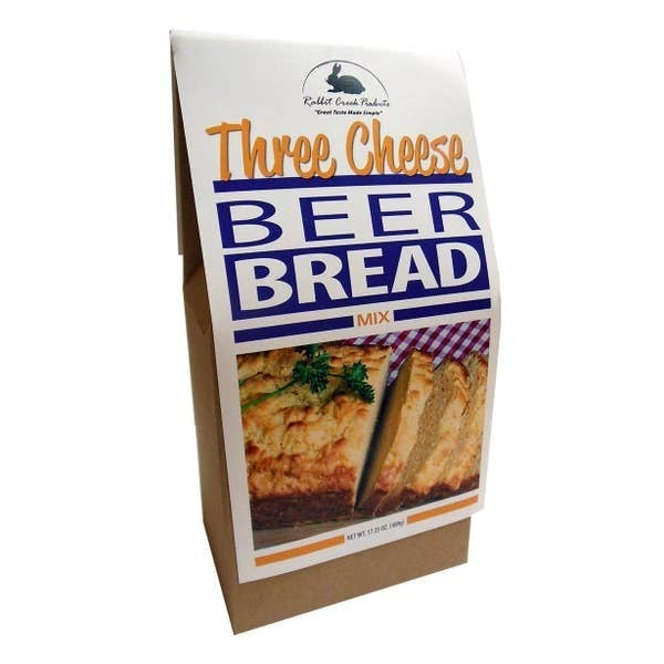 Three Cheese Beer Bread Mix