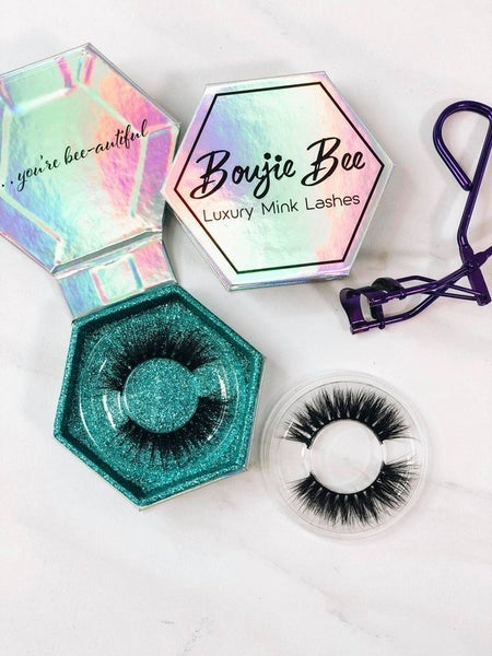 Big Tease Boujie Bee Eyelashes