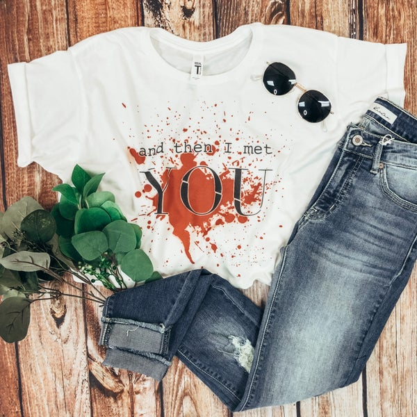 YOU INSPIRED GRAPHIC TEE