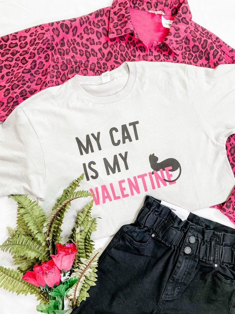 Cat Valentine Graphic Tee