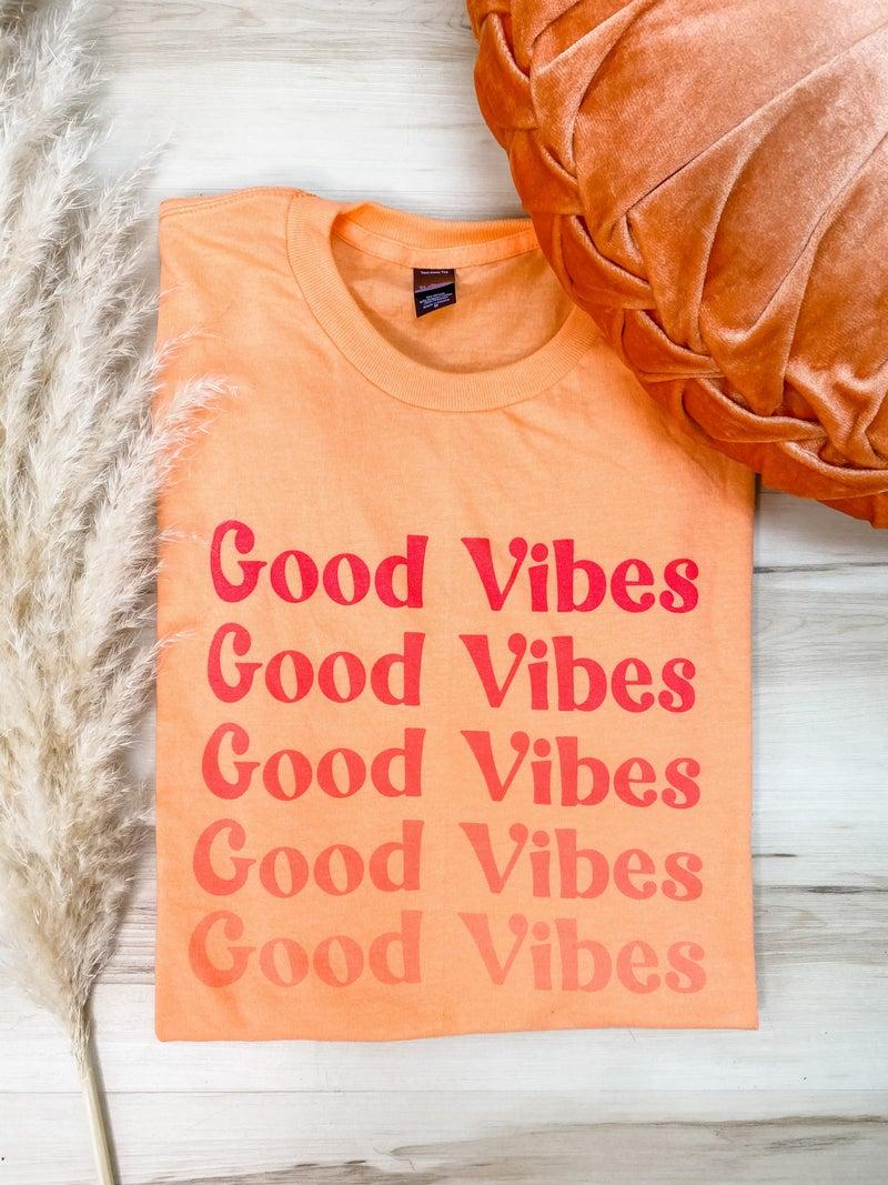 Good Vibes Graphic Tee