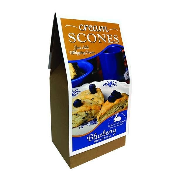 Blueberry Cream Scone Mix