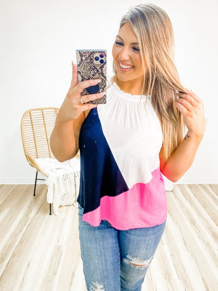 Out On The Block Cami Top