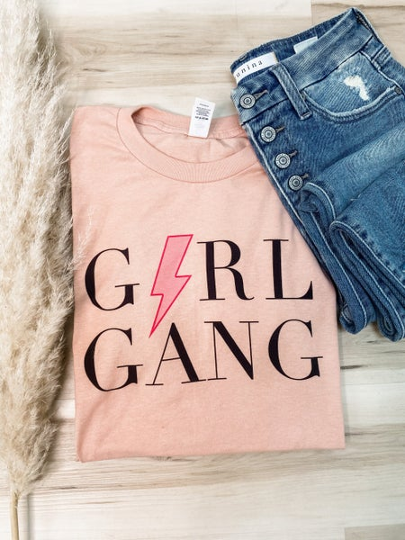 Girl Gang Graphic Tee