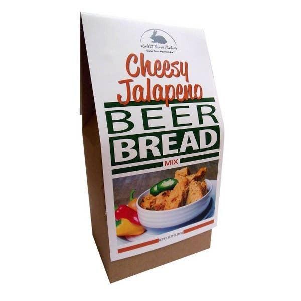 Cheesy Jalapeno Beer Bread Mix