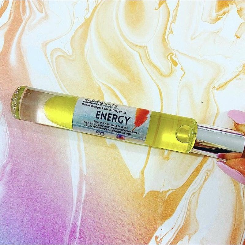 Essential Oil Roller Blends