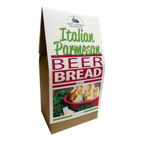 Italian Parmesan Beer Bread Mix