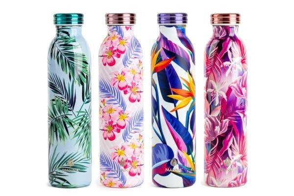 Tropical 20oz Water Bottle