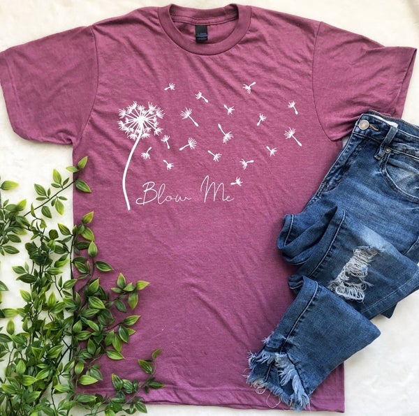 Blow Me Graphic Tee