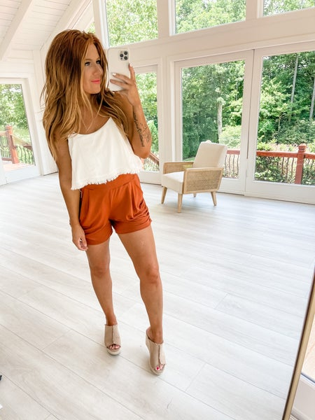 Relaxed To The Max Knit Shorts