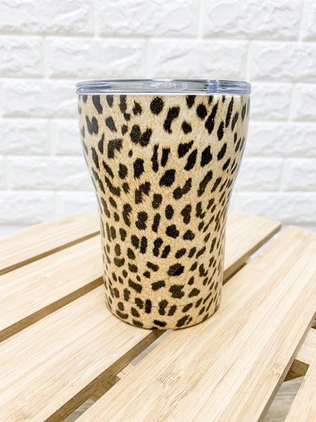 12 oz. Cheetah SIC Tumbler