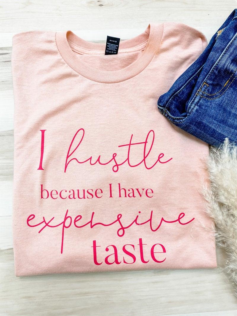 Expensive Taste Graphic Tee