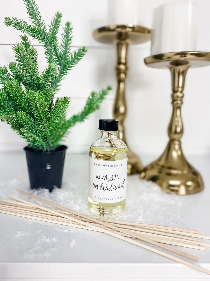 Winter Wonderland Reed Diffuser