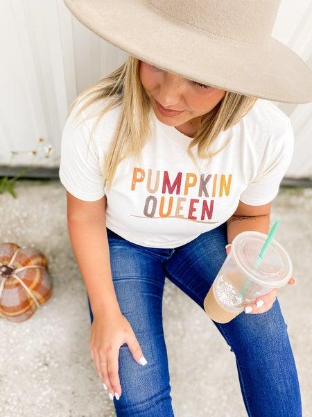 Pumpkin Queen Graphic Tee