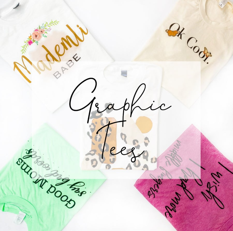 GRAPHIC TEES