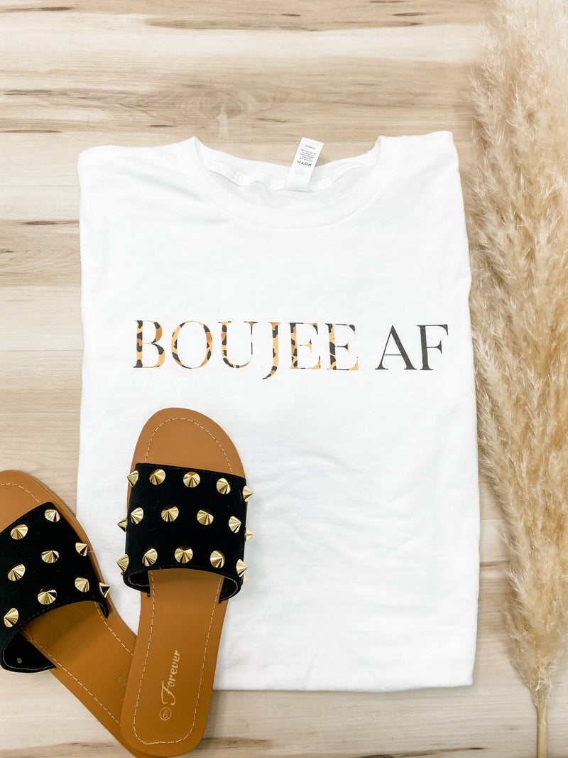Boujee AF Graphic Tee