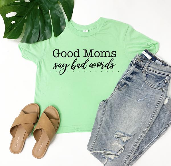 Good Moms Graphic Tee