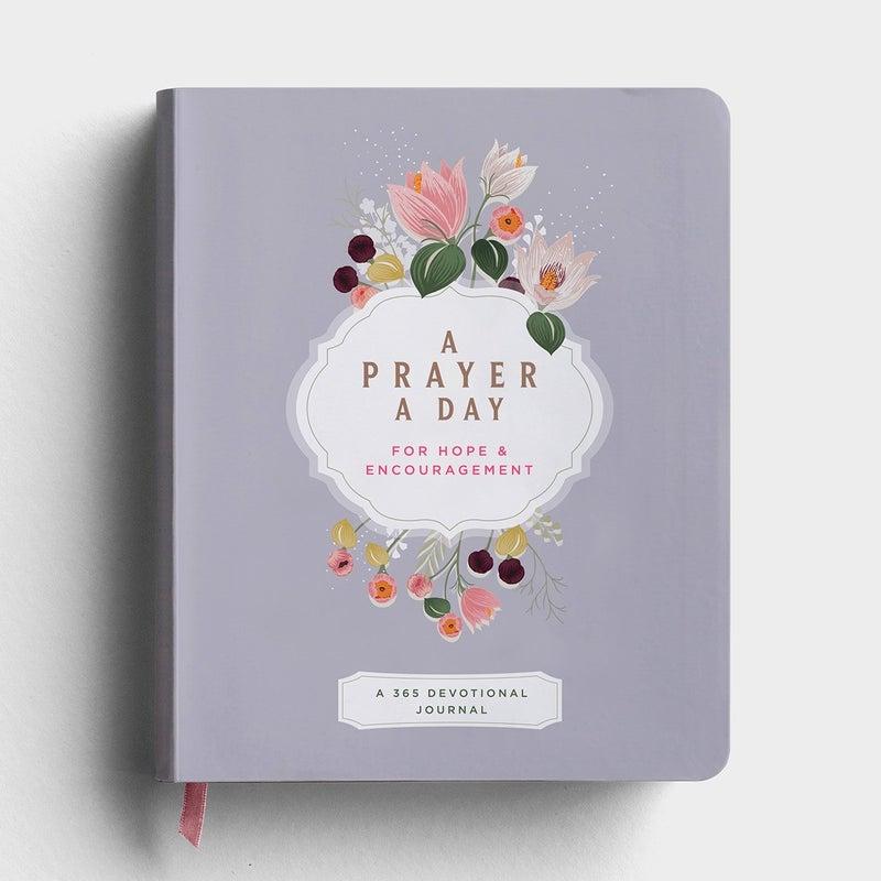 A Prayer a Day 365 Day Devotional Journal