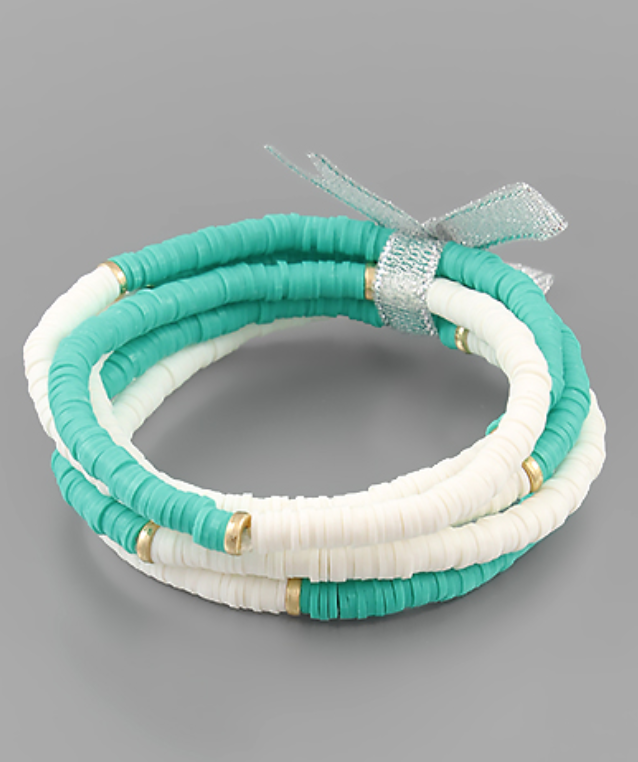 4 strand bracelet