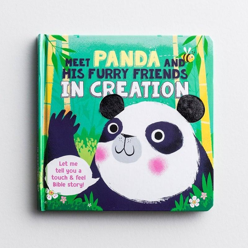 Meet Panda in Furry Creations