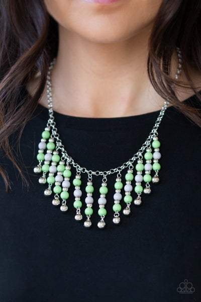 Your Sundaes Best - Green Necklace