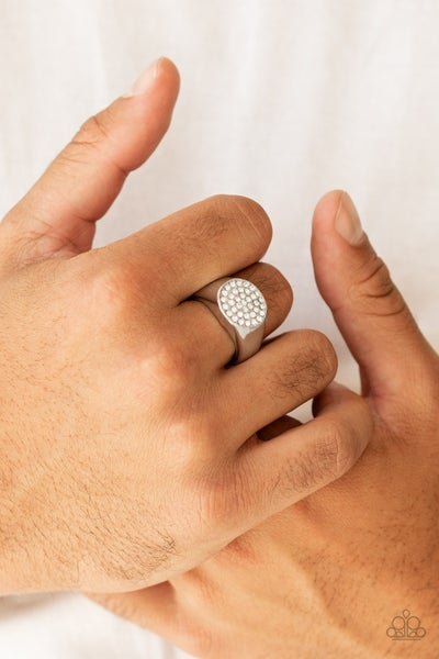 Conquest - White Men's Ring