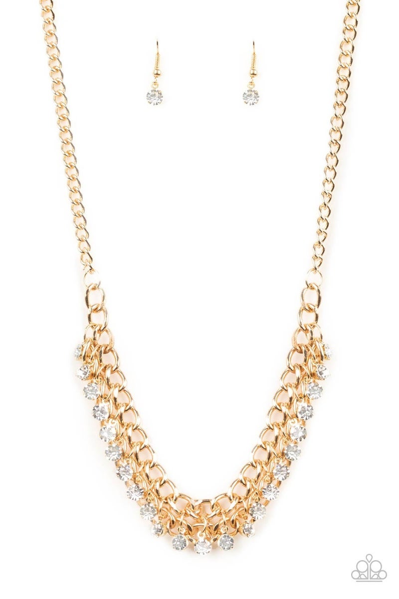 Glow and Grind - Gold Necklace