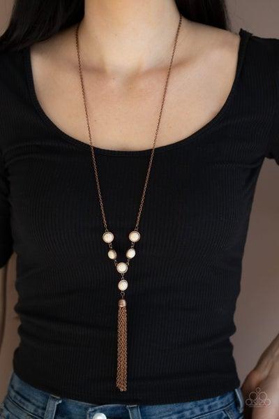 Rural Heiress - Copper Necklace