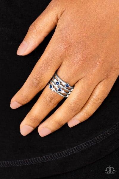 Sparkle Showdown - Blue Ring