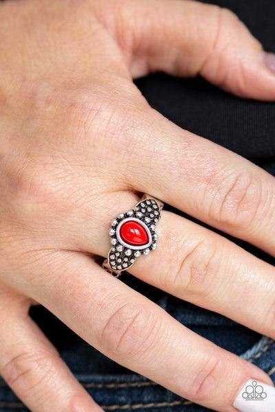 Pep Talk - Red Ring