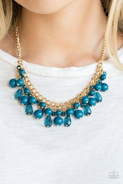 Tour de Trendsetter - Gold Necklace