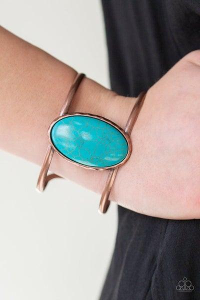 Desert Empress - Copper Cuff