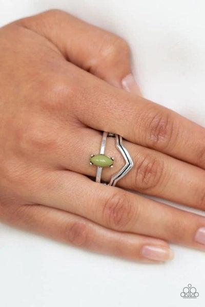 Panama Peak - Green Ring