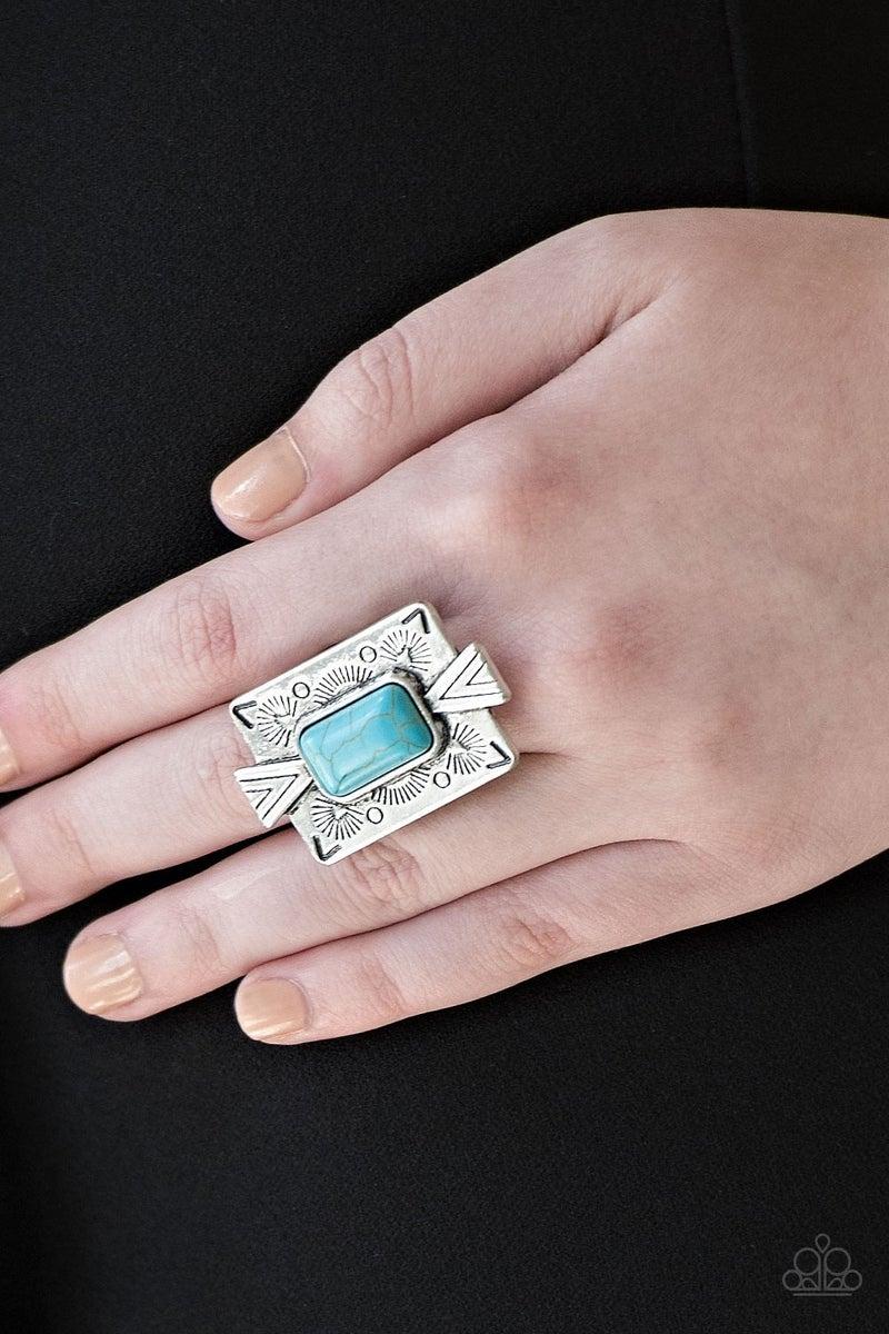 So Smithsonian - Blue Ring