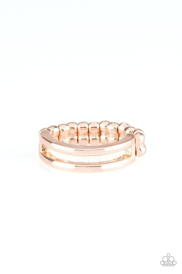 I Need Space - Gold Ring