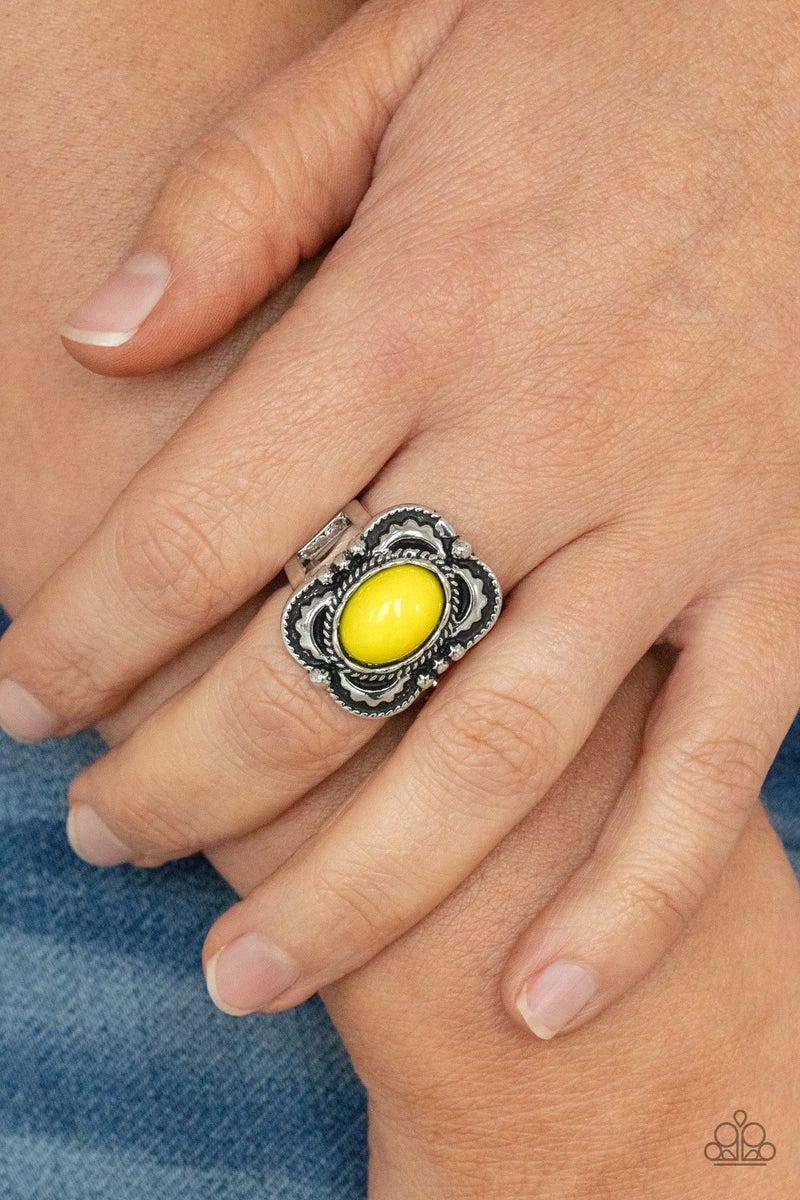 Vivaciously Vibrant - Yellow Ring