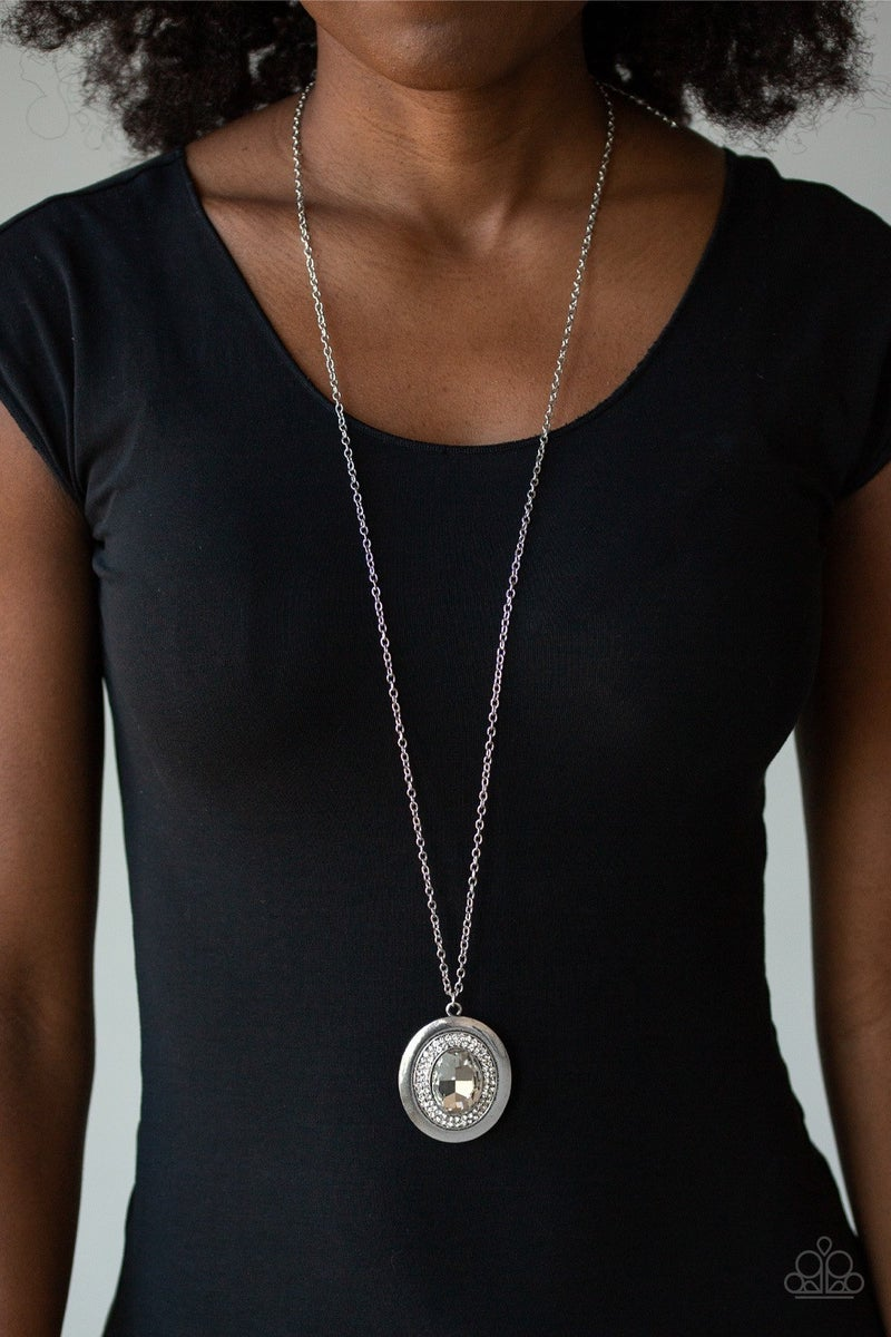 Castle Couture - White Necklace