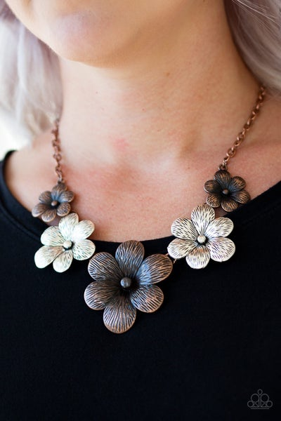 Secret Garden - Multi Necklace
