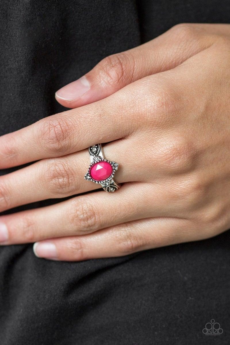 Pricelessly Princess - Pink Ring