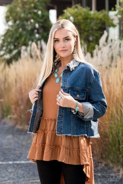 Simply Santa Fe - Complete Trend Blend - December 2020 Fashion Fix
