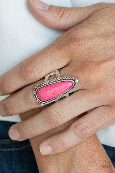 Pioneer Plains - Pink Ring