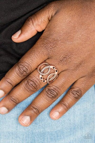 TRIO de Janeiro - Copper Ring
