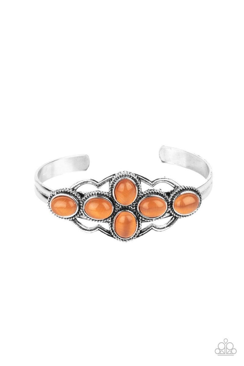 Color Me Celestial - Orange Cuff