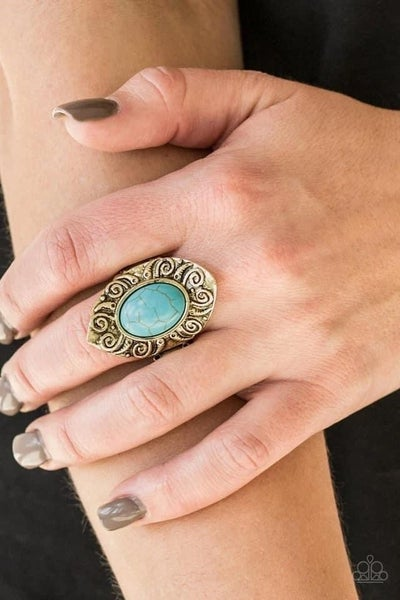 Mega Mother Nature - Brass Ring