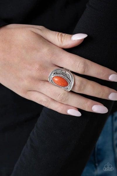 Ground Ruler - Orange Ring