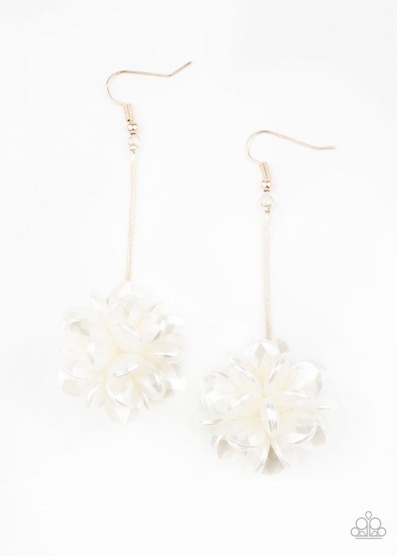 Swing Big - Gold Earrings