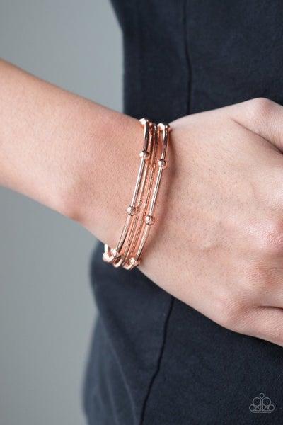 Beauty Basic - Copper Bangles