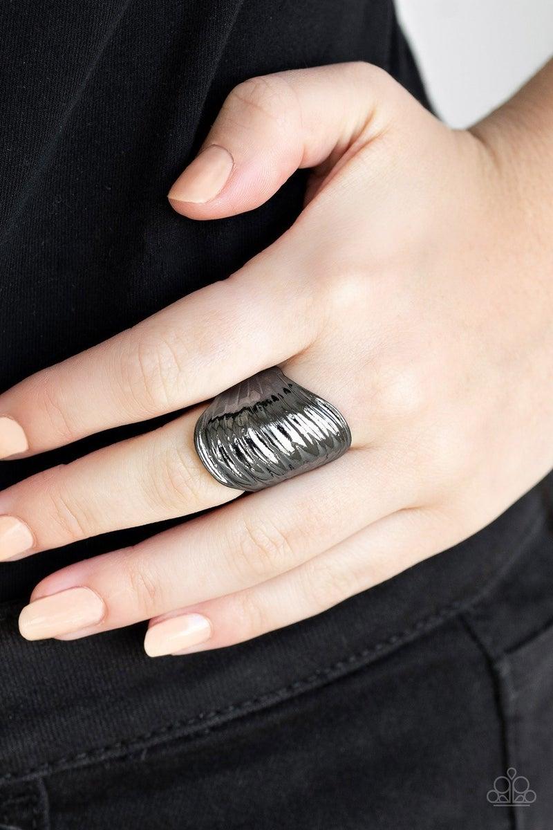 Made That SWAY - Gunmetal Ring