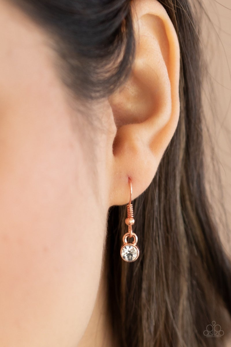 High-Value Target - Copper Necklace