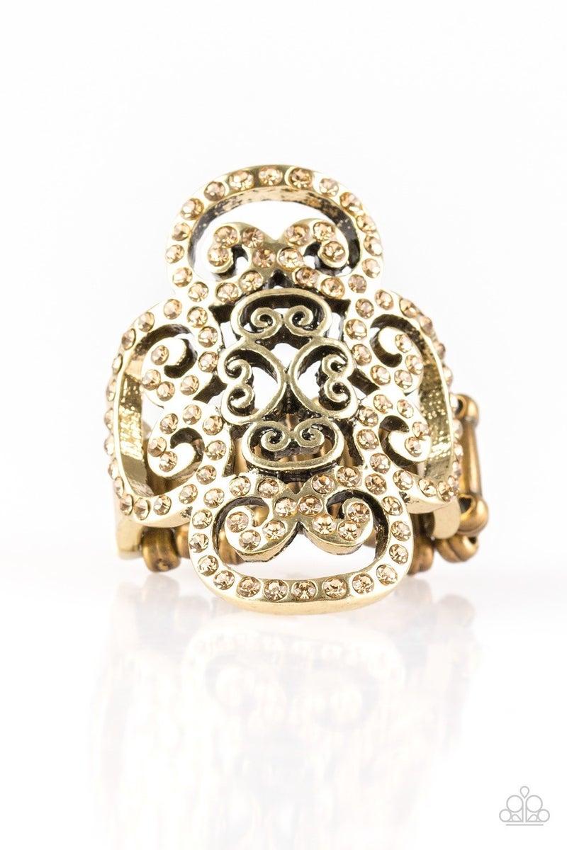 Regal Regalia - Brass Ring